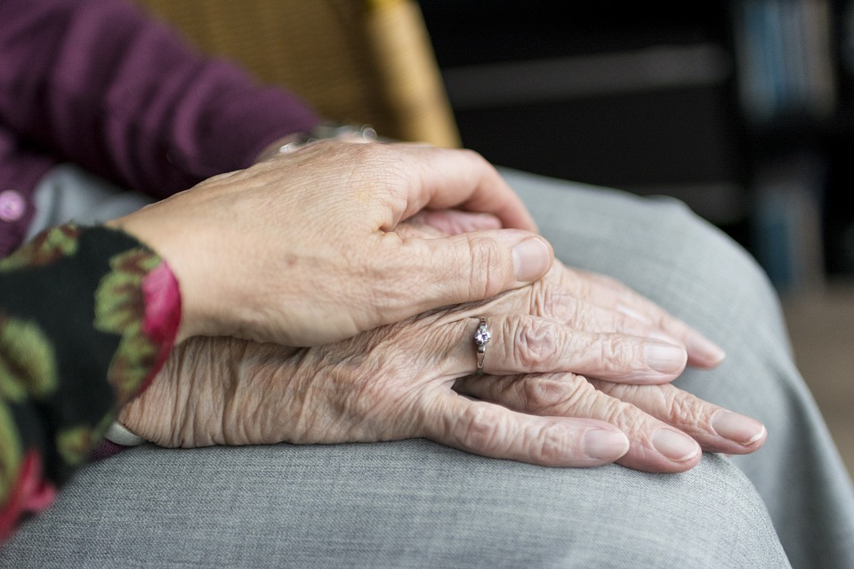Distance Caregiving Pflege pflegende Angehörige