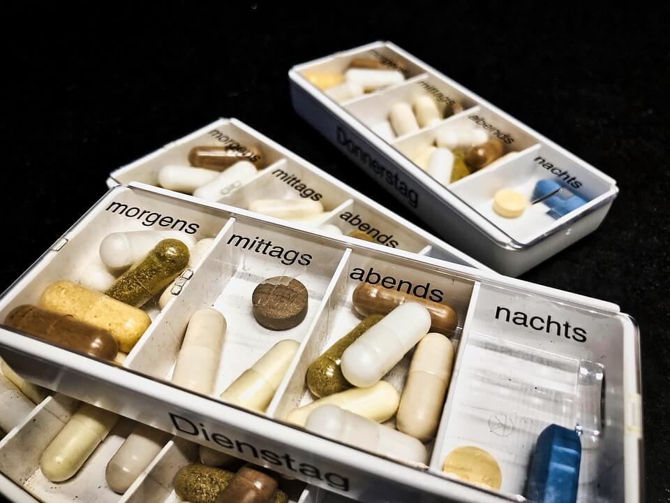 Pflegende Angehörige Tabletten Medikamente