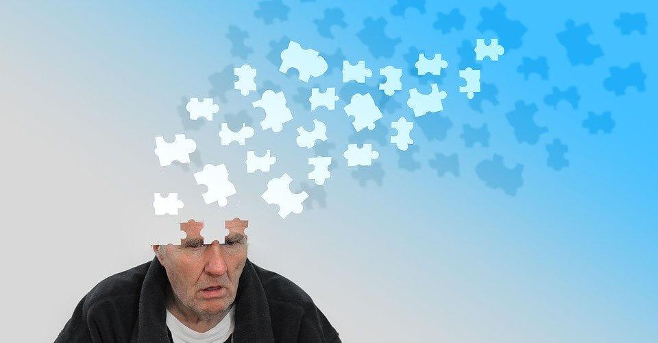 Gedächtnisverlust Gedächtnislücken Altersvergeßlichkeit