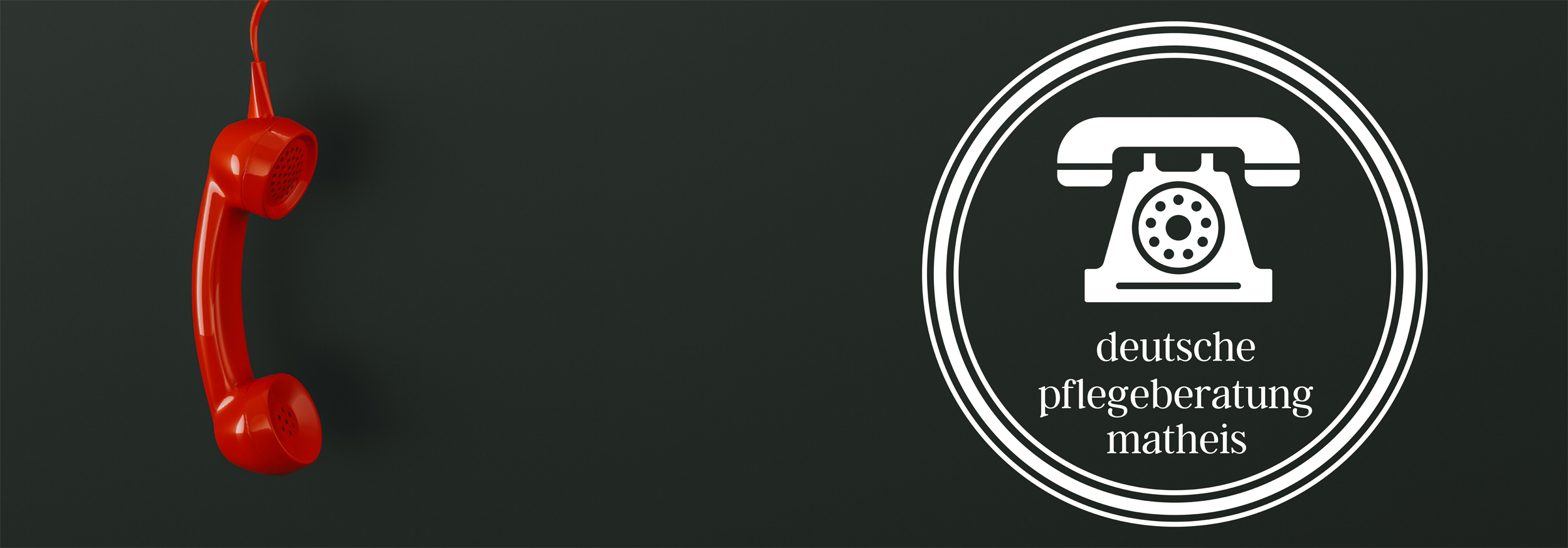 Deutsche Pflegeberatung matheis Header Logo