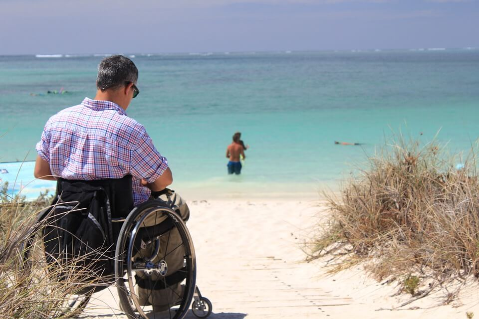 Urlaub Pflegefall Pflegebedürftig
