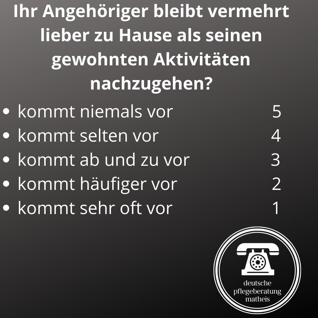 Deutsche Pflegeberatung Matheis Selbsteinschätzung Demenz 10