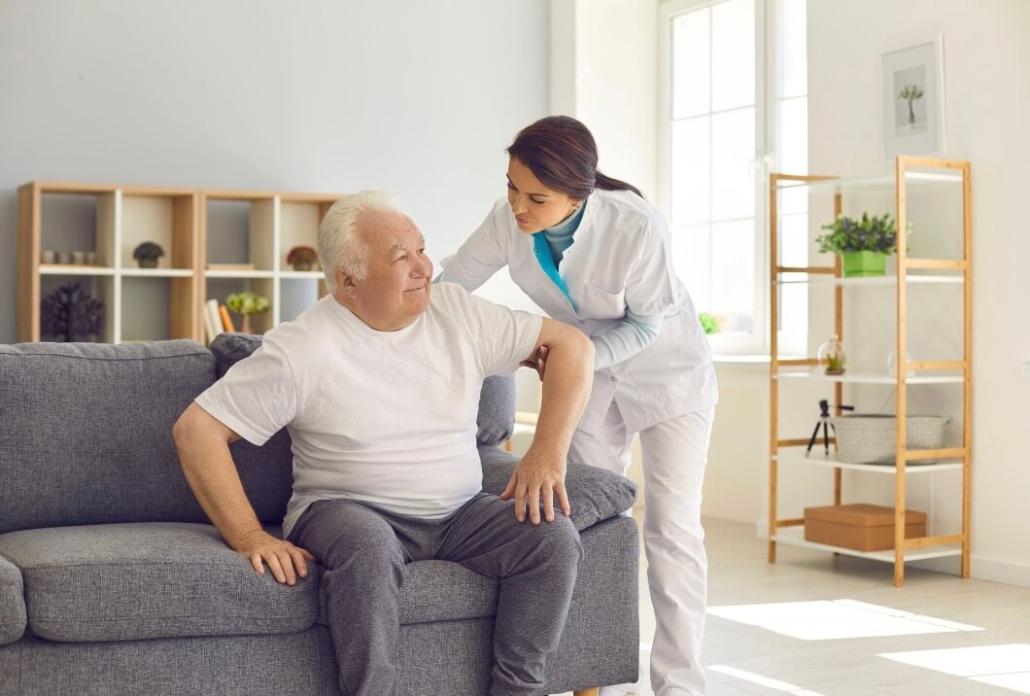 Kurzzeitpflege Entlastungsangebot pflegende Angehörige