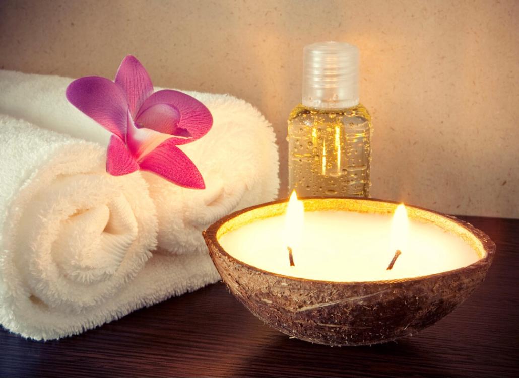 Aromapflege ätherische Öle
