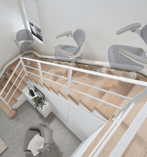 Treppenlifte Kosten Zuschuss